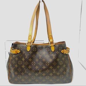 Louis Vuitton batignolles horizontal monogram bag